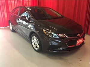 2016 Chevrolet Cruze LT TRUE NORTH WITH SUNROOF