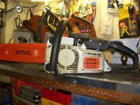 stihl 010 petrol chainsaw