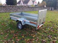 Trailer and ramp - £850 inc vat