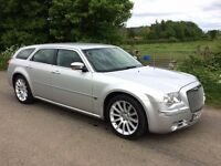 CHRYSLER 300C TOURER,2007,3 OWNERS FSH,EXCELLENT THROUGHOUT, SELL OR SWAP FOR RANGE ROVER L322 MODEL