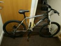 Trek 4400 mountain bike with fluid brakes
