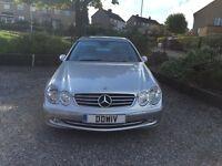 Mercedes CLK 240 (2.6) 2005 year