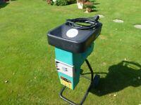 Garden Shredder - Bosch AXT 2200HP