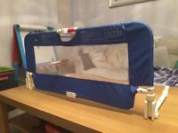 Foldable Bed Gaurd