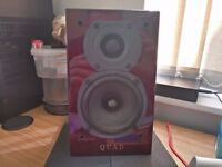 QUAD Lite 2 speakers in Rosewood - fully boxed/excellent condition