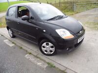 CHEVROLET MATIZ 1.0 SE PLUS 5d 65 BHP 6 Month RAC Parts & Labour Warranty