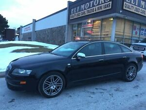 2007 Audi S6 PREMIUM SPORT PKG. EXTENDED WARRANTY INCLUDED! Cal