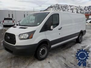 "2017 Ford Transit Cargo Van T-250 148"" Low Roof, 3.5L EcoBoost"