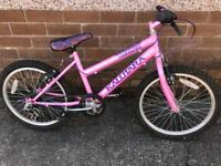 Lovely pink girls bike shimano gears CAN DELIVER LOCALLY