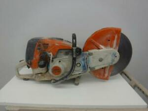 Stihl TS700 Concrete Saw. We buy and sell used Power Tools. 23473