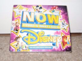 NOW That'S What I Call DISNEY CD (NEW)