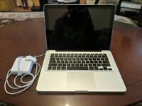 """Apple Macbook Pro 13"""" Mid 2012 - Core i5 2.5GHz, 256GB SSD, 4gb ram"""