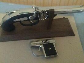 2 Gun lighters