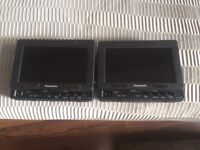 Panasonic BT-LH80WE field monitors