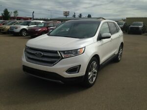 2016 Ford Edge Titanium Everything but the Kitchen Sink!