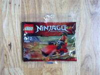 LEGO Ninjago Kai Drifter (30293) new/sealed