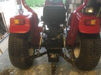 Jinna 200 compact tractor