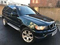 BMW X5 2.9 d Sport SUV 5dr Diesel Automatic,2 OWNER,FULL SERVICE,3 KEYS,HPI CLEAR