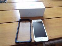 Iphone SE 16GB white/silver