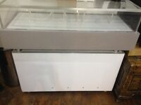 Free to collector shop display cabinet unit counter barbers hairdressing