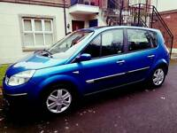 06 SCENIC*JUST SERVICED*LADY OWNER*FULL HISTORY&MOT*