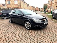 2010 VAUXHALL ASTRA SRI 3 DOOR COUPE, MOT 12 MONTHS, 1 KEEPER, EXCELLENT DRIVE, HPI CLEAR