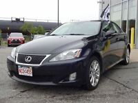 2010 Lexus IS 250 AWD LEATHER MOON PACKAGE!