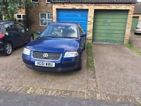 For sale (spares or repair) or swap for van
