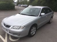 MR DEMON? MRS DEMPSEY? ONLY ONE LEG? HERE YOU ARE. MAZDA 626 AUTOMATIC, GREAT DRIVE AT £350 FAB CAR