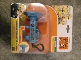 Minions mini fart blaster keychain RRP £15