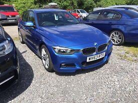 BMW 5 series m-sport D