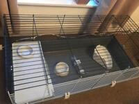 Rabbit/Guinea Pig Indoor Big Cage