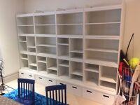 Children's Playroom Modular Storage Units