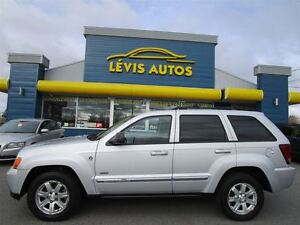 2008 Jeep Grand Cherokee DIESEL 3.0 LITRES TURBO CUIR TOIT OUVRA