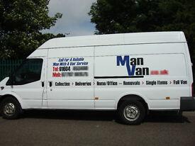 Man With A Van Northampton - 01604 453460