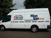 Man With A Van Northampton - 01604 453460