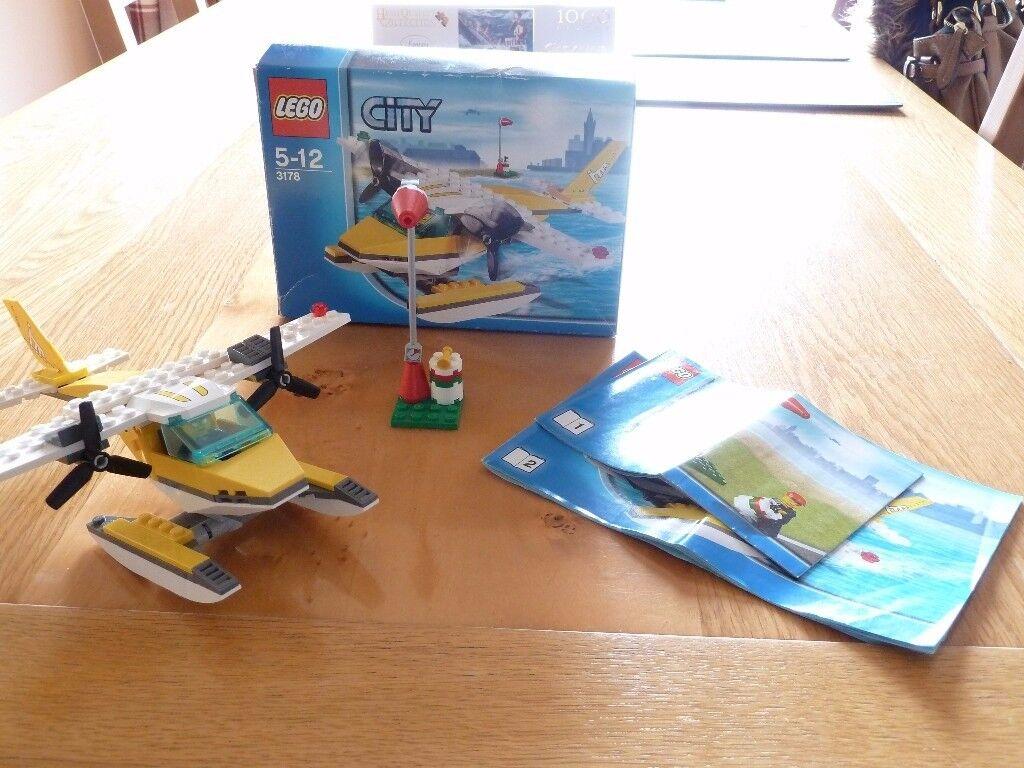 Lego City (3178) Seaplane