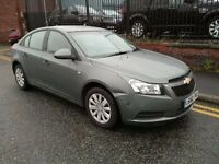 2010 Chevrolet Cruze 1.6 i S 4dr Saloon Autoguard Warranty and AA Breakdown available, £2,395