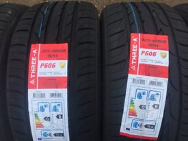 2 X 225/40R18 BRAND NEW TYRES 225 40 18 £40 PER TYRE