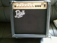 Park by Marshall G15RCD guitar amplifier