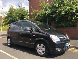 2008 Vauxhall Meriva 1.7 diesels Ideal Family Car Bargain Price