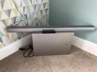 Samsung sound bar and sub - model : HW-J551