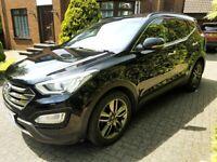 Hyundai SANTA FE, Premium SE, May 2014, 2199 (cc), 5 doors