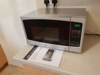 MICROWAVE SILVER