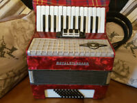 ROYAL STANDARD VINTAGE 48 BASS ACCORDION