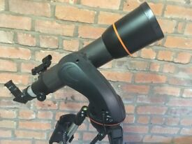 Celestron NexStar 102 SLT Computerised Telescope.