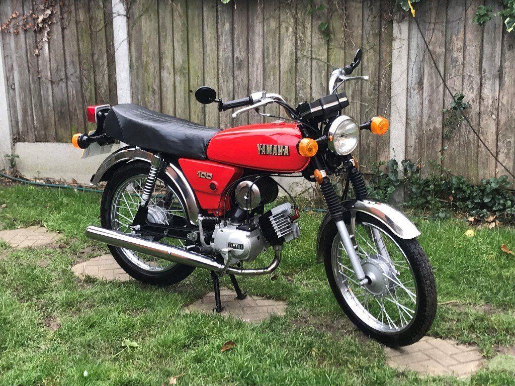 Yamaha yb100 1989 Fully Restored