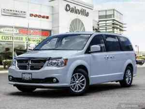 2018 Dodge Grand Caravan SXT PREMIUM PLUS | NOT A RENTAL | NAV |