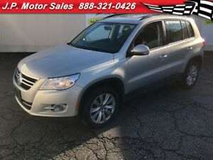 2010 Volkswagen Tiguan Trendline, Automatic, Panoramic Sunroof,
