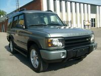 2004 Land Rover Discovery II SE 7 Passenger